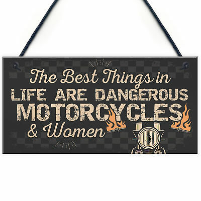 Novelty Biker Gifts Birthday Christmas Dad Grandad Uncle Gifts For Motor Bikers