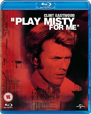 Play Misty For Me (1971) Clint Eastwood - Blu-Ray BRAND NEW Free Ship