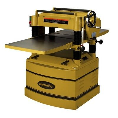 Powermatic 1791296 209 Planer, 5HP 1PH 230V