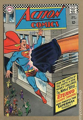 Action Comics (DC) #343 1966 VG/FN 5.0