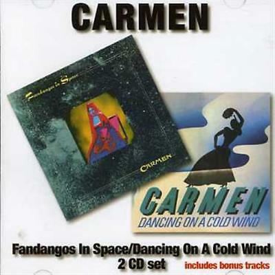 Carmen - Fandangos In Space/dancing On (2 Cd)