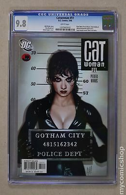 Catwoman (3rd Series) #51 2006 CGC 9.8 1337907010