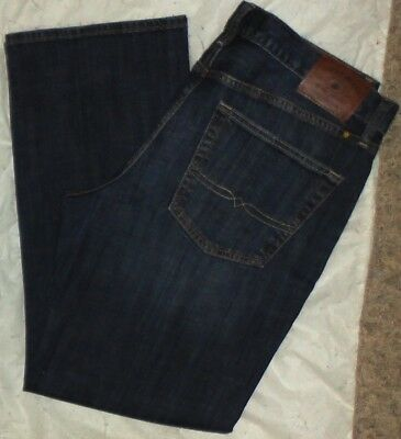 150c4119 LUCKY BRAND MENS 361 VINTAGE STRAIGHT-LEG JEANS~Size 34 x 30 ...