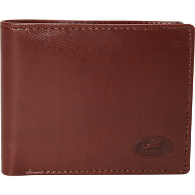 Mancini Leather Goods Mens RFID Secure Left Wing Wallet Men's Wallet NEW