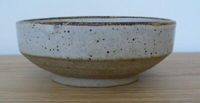 Fabulous Signed Australian Small Pottery Bowl - Perfect Condition