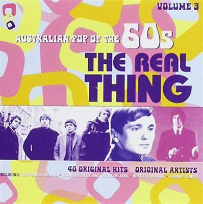 Australian Pop of the 60s 3: Real Thing (1 CD Audio) - Various Artists