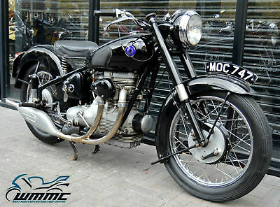 1952 Sunbeam S8 500 * British Historic Classic * 12 Months Mot