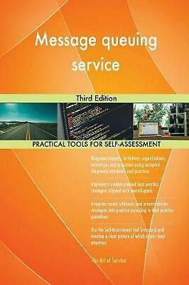 Message Queuing Service Third Edition by Gerardus Blokdyk (English) Paperback Bo