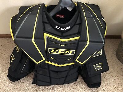 4b34bf05c8d CCM PREMIER 1.9 Intermediate 29+1 New Leg Pads Ice Hockey Goalie ...