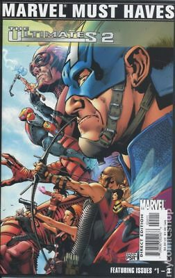 Marvel Must Haves #24 2005 NM Stock Image