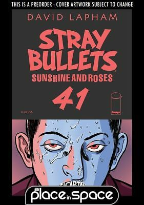 (Wk01) Stray Bullets: Sunshine & Roses #41 - Preorder 2Nd Jan