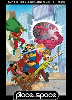 (Wk01) Scooby Doo Team Up #45 - Preorder 2Nd Jan