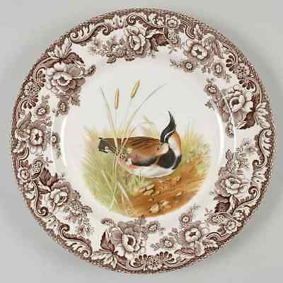 Spode WOODLAND Lapwing Dinner Plate 4579658