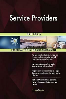 Service Providers Third Edition by Gerardus Blokdyk (English) Paperback Book Fre