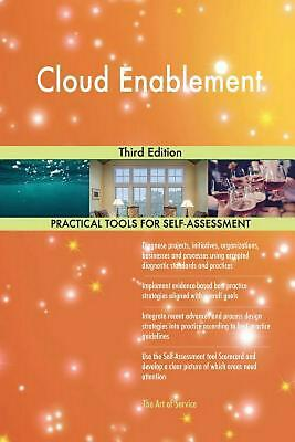 Cloud Enablement Third Edition by Gerardus Blokdyk (English) Paperback Book Free