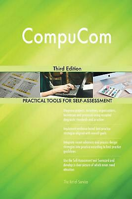 Compucom Third Edition by Gerardus Blokdyk (English) Paperback Book Free Shippin