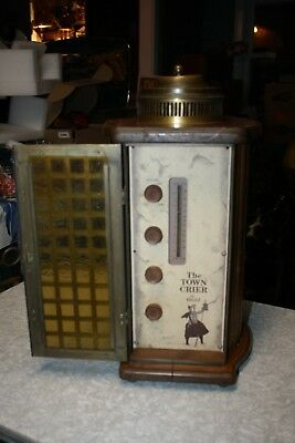 Vintage Town Crier Radio By Guild For Repair Or Parts Not Working  Great Cond