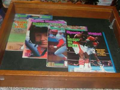 4 Issues Sports Illustrated Sep 2, 9, 23,30 1985 Ozzie Smith, Gooden     ID:5204