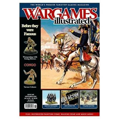 "Stratagem  Wargames Ill #349 ""Painting Portuguese, Bolt Action Two, Tw Mag MINT"