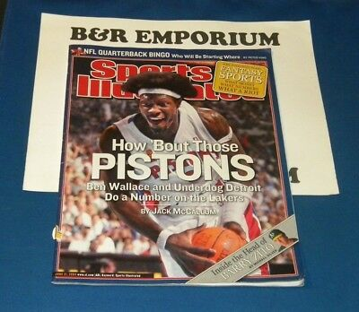 Sports Illustrated 2003-2014 - Choose Two From List For $12.00 Or Make An Offer