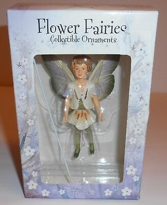 The Heart's Ease Flower Fairy Collectible Ornament Cicely Mary Barker