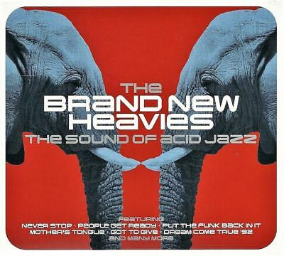 The Brand New Heavies - The Sound Of Acid Jazz (New Sealed 2Cd)