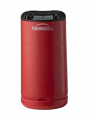 Thermacell MR-PSR Patio Shield Mosquito Repeller Fiesta Red
