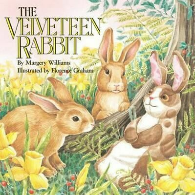NEW The Velveteen Rabbit By Margery Williams Paperback Free Shipping