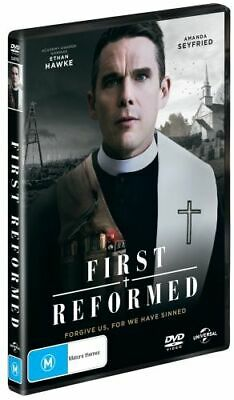 NEW First Reformed DVD Free Shipping