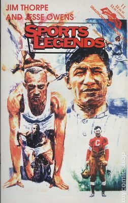 Sports Legends #11 1993 FN Stock Image