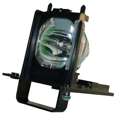 Lamp Housing For Mitsubishi WD-82C12 / WD82C12 Projection TV Bulb DLP