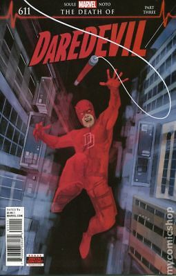 Daredevil (6th Series) #611A Noto Variant NM Stock Image