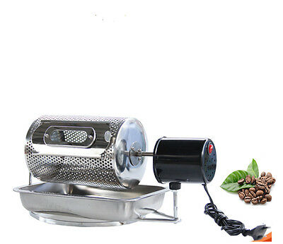 Home Kitchen Coffee Beans Roaster Electric Coffee Beans Roasting Machine