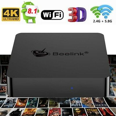 LOT BEELINK GT1 MINI TV Box Voice Remote Android 4+32G Dual