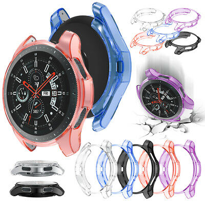 Lightweight Watch Protector Case Cover For 46mm Samsung Galaxy Watch Accessories