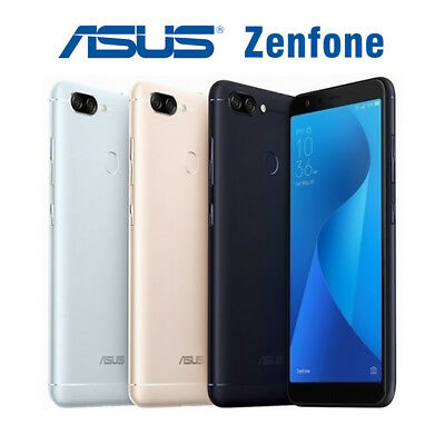 5.7'' Global ASUS ZenFone Max Plus Smartphone 3+32GB Octa-Core 4G Unlocked G2X6