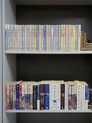 Nora Roberts - Romance Novels - 56 Books Collection! (ID:3440)