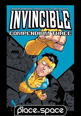 Invincible Compendium Vol 03 - Softcover
