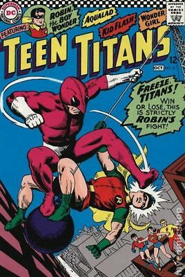 Teen Titans (1st Series) #5 1966 GD/VG 3.0 Stock Image