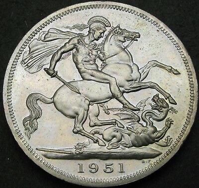 GREAT BRITAIN 5 Shillings 1951 - Festival of Britain - XF/aUNC - 2844 ¤