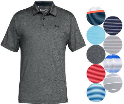 Under Armour Playoff Polo Golf Shirt Men's Closeout New - Choose Color!