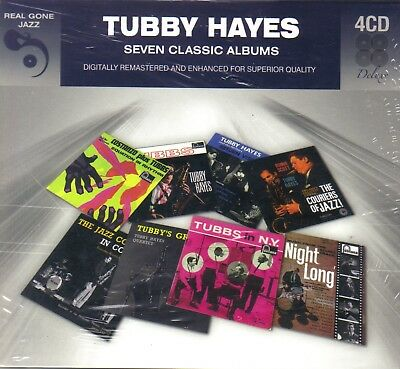 Tubby Hates - Seven Classic Albums on 4 CD's NEW SEALED
