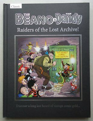 Beano and Dandy Comic Book Raiders of the Lost Archive (2017) VFN- (phil-comics)