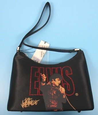 Elvis Presley - Women's Purse - 1 Strap - Officially Licensed-Very Detailed-New