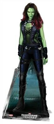 Guardians of the Galaxy Pappaufsteller (Stand Up) - Gamora (180 cm)