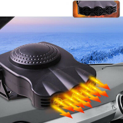 180 Degree Rotating Defrost and Defog Car Heater