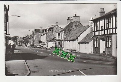 Photo Postcard ; Main Street, Aberlady