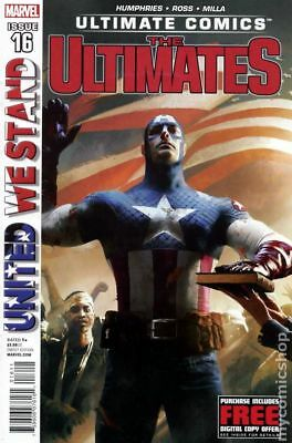 Ultimates (Marvel Ultimate Comics) #16 2012 VF Stock Image