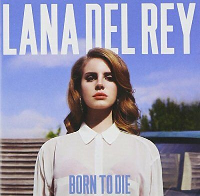 Born to Die, Lana Del Rey CD , New, FREE & Fast Delivery