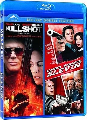 NEW - Killshot / Lucky Number Slevin (Double Feature)